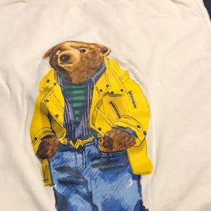 4937986a3f9 Polo by Ralph Lauren · polo teddy t-shirt ...